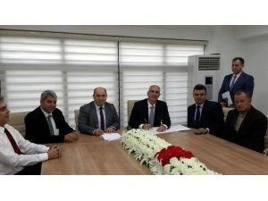İncirliova Belediyesi'nde Sosyal Denge Tazminatı Sözleşmesi İmzalandı