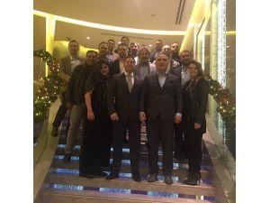 Tügiad-agiad Ortak Toplantısı Yapıldı