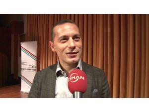 Cüneyt Çakır: EURO 2016'da elimizden gelenin en iyisini yapacağız
