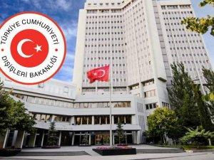 Dışişleri'nden 'Kırım Tatar Taburu' açıklaması
