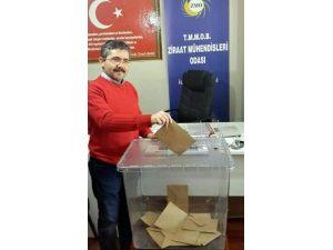 Ahmet Gökkaya Güven Tazeledi