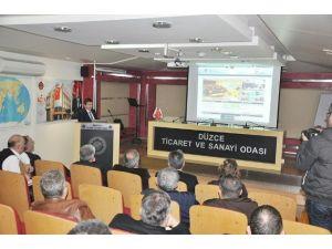 DTSO Meclisi Yılın Son Toplahtısını Yaptı