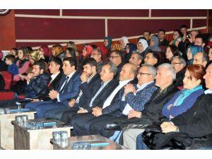 Akşehir AK Gençlik Milli Şair Mehmet Akif'i Andı