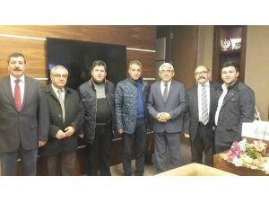 Kars Azerbaycan Kültür Ve Dayanışma Derneği'nden Karaçanta'ya Ziyaret