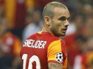 Cimbom'da Sneijder şoku!