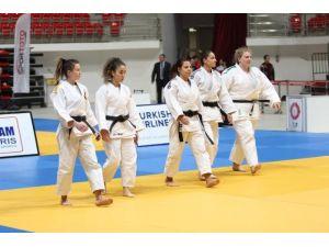 Büyükşehirli Judocular, Türkiye İkincisi Oldu