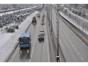 Yoğun Kar Yağışı Öncesi Afkom'dan Uyarı