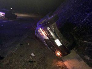Bingöl'de Trafik Kazası: 2 Ölü, 2 Yaralı