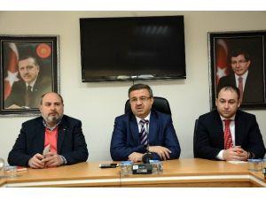 AK Parti Afyonkarahisar İl Başkanlığı Basın Toplantıları Devam Ediyor