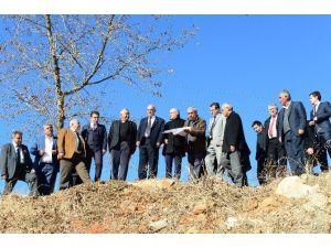 Batı Mahalleleri İçin İçme Ve Sulama Suyu Projesi