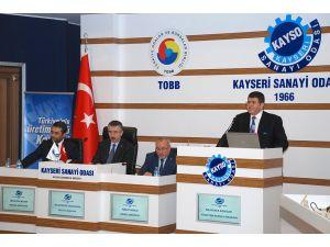 KAYSO Başkanı Mustafa Boydak: 2016 yılından ümitliyiz