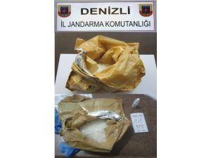Denizli'de Uyuşturucu Operasyonuna 1 Tutuklama