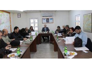 AFAD Tekirdağ İl Müdürlüğü, Bölgesel Lojistik Deposunu Tanıttı