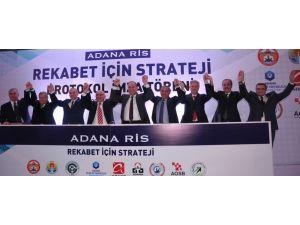 Rekabet İçin Strateji Adana Protokolü imzalandı