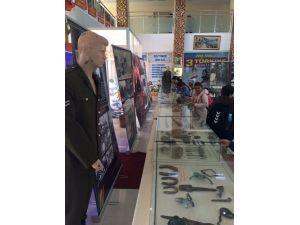 Yıldırımhan'da 'Üç Boyutlu Çanakkale Destanı Müzesi' açıldı