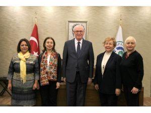 Başkan Kurt, Kent Konseyi Kadın Meclis Üyeleriyle Buluştu