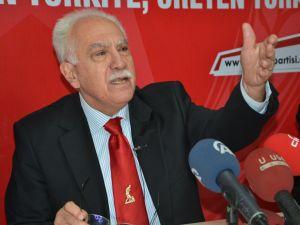 Perinçek: Rusya'nın o uçağı Tayyip Erdoğan'ın başına düştü