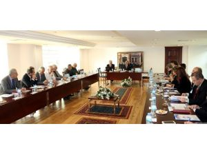 Efes Alan Yönetimi UNESCO'dan Sonra İlk Kez Toplandı