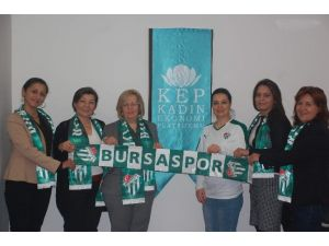 Bursaspor'un Bacıbeyleri'nden Başkan Adaylarına Açık Çek