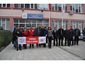 Sungurlu MYO'da Bilgilendirme Toplantısı Düzenlendi