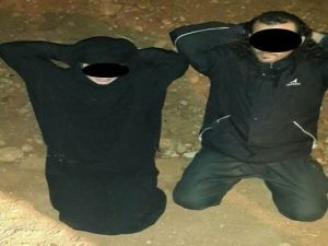 Kilis'te, 2 IŞİD Militanı Yakalandı