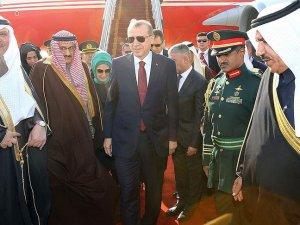 Türkiye-Suudi Arabistan ilişkilerine ivme kazandıracak ziyaret