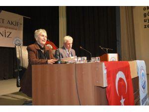 Mehmet Akif Ersoy Ölümü'nün 79. Yıldönümü'nde Trabzon'da Anıldı