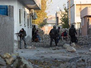 Cizre, Silopi ve Sur'da toplam 214 terörist etkisiz hale getirildi
