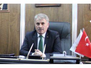 Belediye Başkanı Memiş'in Yeni Yıl Mesajı