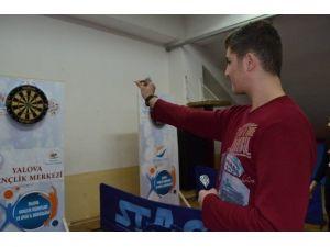 Yalova'da Dart İlgi Görüyor
