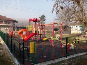 Köylere Çocuk Parkı Ve Spor Aletleri Kuruluyor