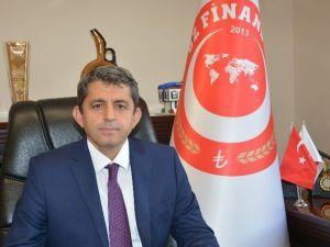 Öz Finans-iş Genel Başkanı Eroğlu: