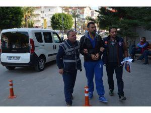 Cezaevi firarisi, Manavgat'ta pompalı tüfekle yakalandı