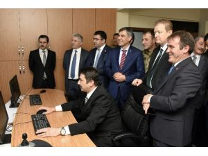Gümüşhane'ye Yeni Kent Güvenlik Sistemi Kuruldu