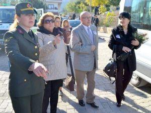 Genelkurmay Eski Başkanı Torumtay'ın Eşi Datça'da Toprağa Verildi