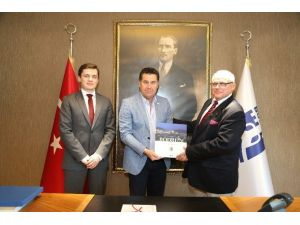 Polonya'nın İstanbul Başkonsolosu'ndan Başkan Kocadon'a Ziyaret