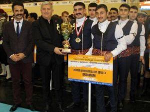 Büyükşehir, Halk Oyunlarında Türkiye Birincisi Oldu