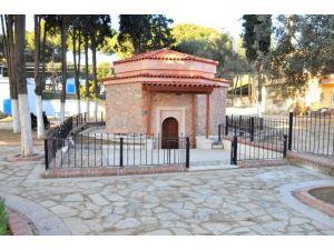 Nazilli'de Sinan Dede Türbesi Restore Edildi