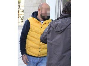 Hakkında 4 Yıl 2 Ay Hapis Cezası Bulunan Şahıs Tutuklandı