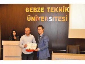 GTÜ'de Girişimcilik Ödülleri Verildi