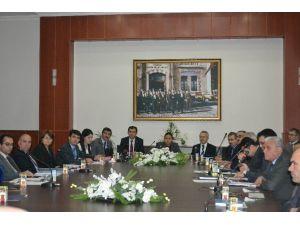 Erzurum'da Çocuk Koruma Kanunu İl Koordinasyon Toplantısı Yapıldı