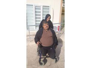 Didimli Hayırsever Engelli Vatandaşın Yüzünü Güldürdü