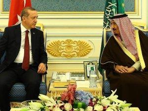 Türkiye ve Suudi Arabistan arasında stratejik işbirliği