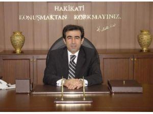 Kocaeli Valisi Yeni Yılı Kutladı