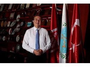 """Nevşehir Belediye Başkanı Ünver """"2016 Yatırımlarla Dolu Bir Yıl Olacak"""""""