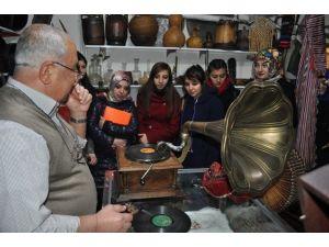 Sungurlu MYO Öğrencileri Müze Evi Gezdi