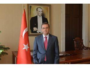 Vali Türker'den Yeni Yıl Mesajı