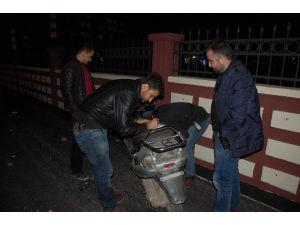 Şüpheli Motosiklet 'Hurda' Çıktı