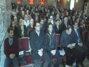 Doğanbey Toplu Konutları'nda Günlük Kiralanan 40 Daireye Mühür