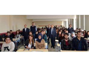Nizip Meslek Yüksekokulunda Kariyer Günleri
